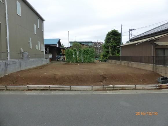 高津第3駐車場予定地 (1)
